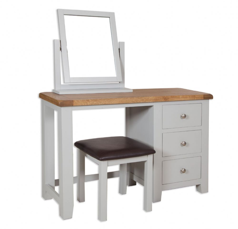 Melbourne French Grey Dressing Table SET